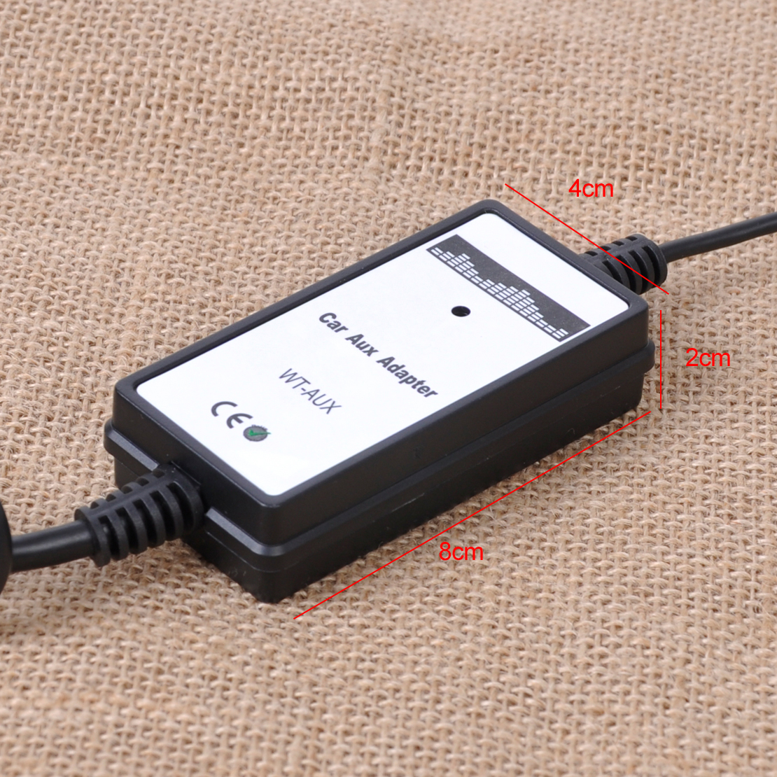 Car CD USB SD Aux-in MP3 CD Player Interface In Adapter