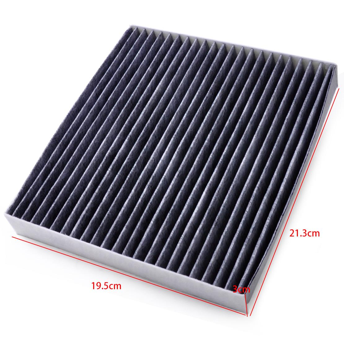 carbon fiber cabin air filter 87139 50060 87139yzz08 fit. Black Bedroom Furniture Sets. Home Design Ideas