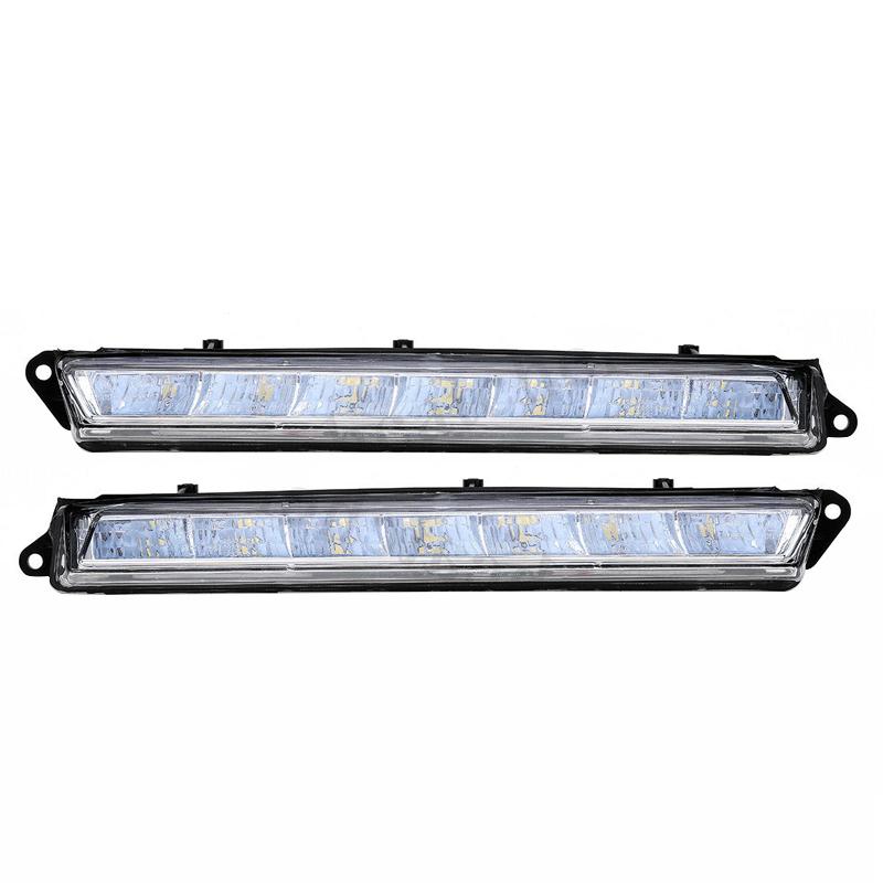 2pcs-LED-DRL-Daytime-Running-Fog-Light-Fit-For-Mercedes-Benz-X164-X166-GL-Class