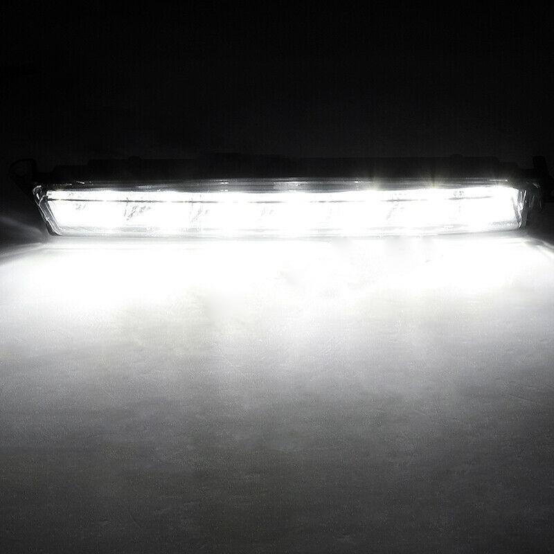 2pcs-LED-DRL-Daytime-Running-Fog-Light-Fit-For-Mercedes-Benz-X164-X166-GL-Class miniature 3