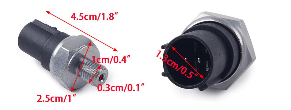 Oil Pressure Switch Sensor 37250PNEG01 2 pin fit forHonda ...