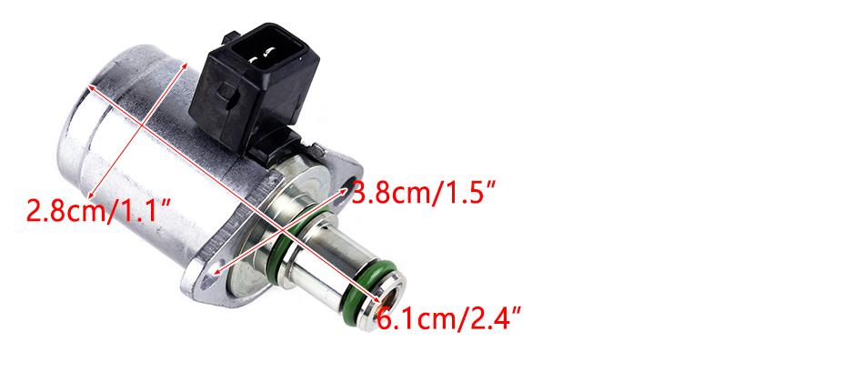 Für Mercedes Benz W211 W164 R171 S400 Parameter Lenkung Ventil Kit 2114600984