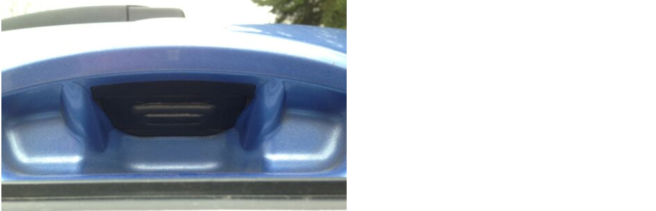 Eastar Boot Trunk Tailgate Opening Switch Rear Door Lock fit for NISSAN Micra III Hatchback 2002-2010 K12