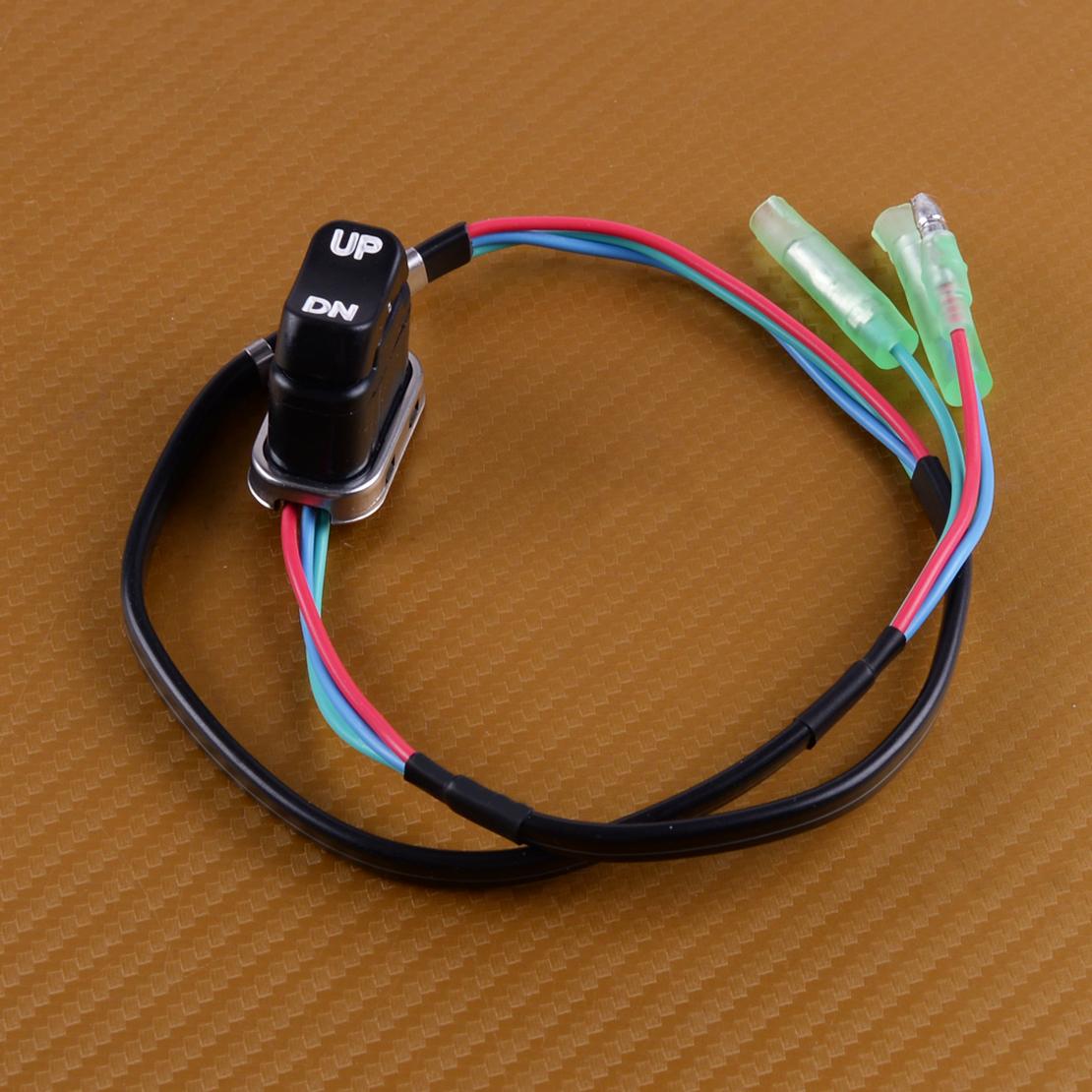 Für Yamaha Trim Tilt Schalter Außenborder 703-82563-02-00 703-82563-01-00 Neu