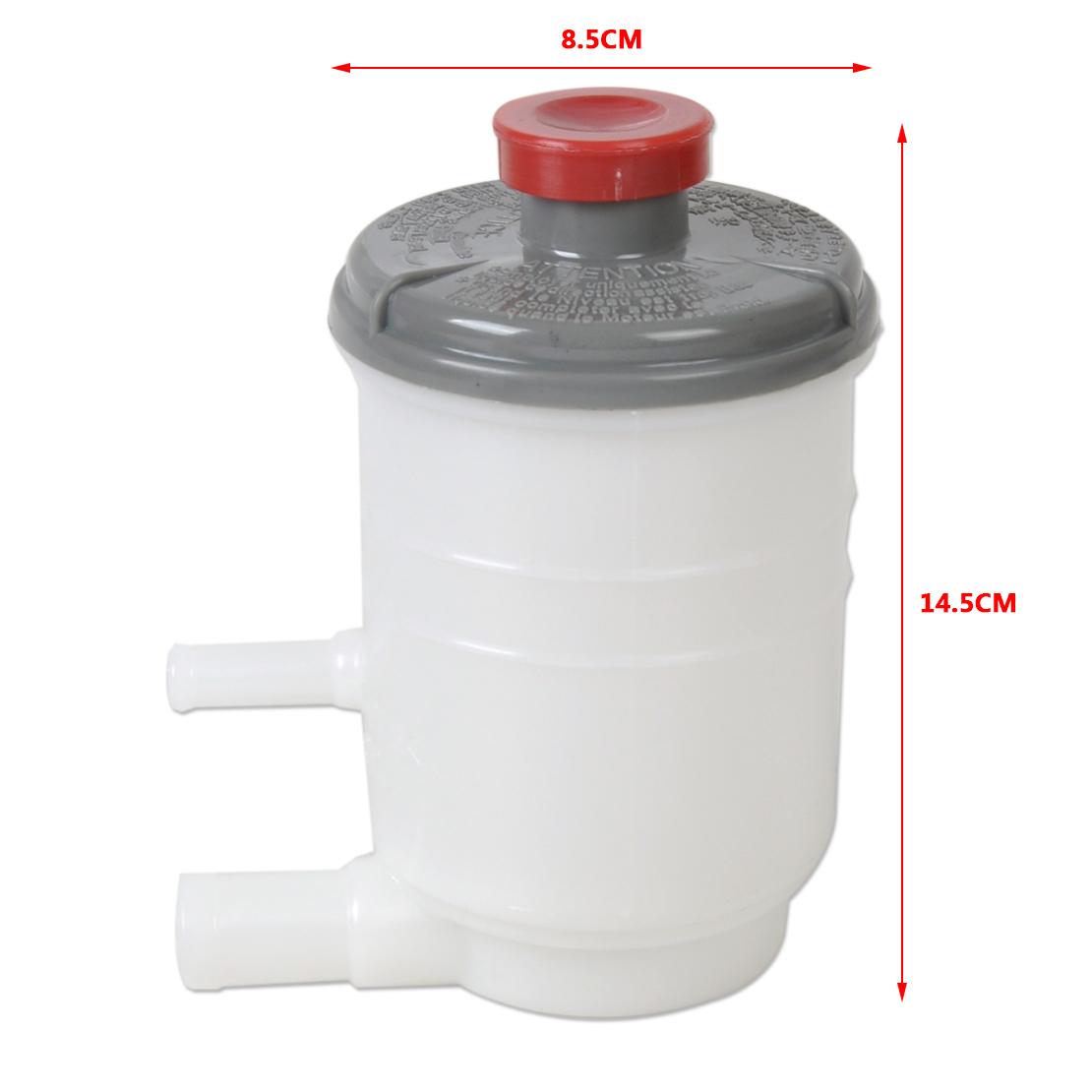 Power Steering Pump Fluid Reservoir Tank Bottle Fits Honda