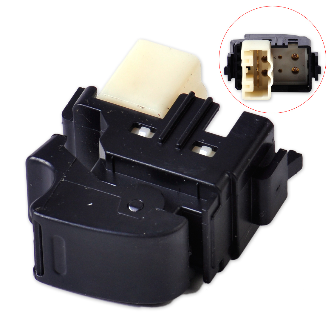 ABS Left Front Side Electric Window Master Switch for Toyota Corolla Highlander RAV4 Scion Car Window Master Switch