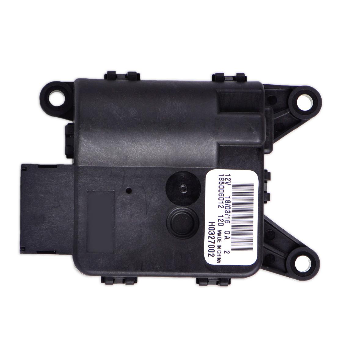 temperature adjust valve recirculation air flap servo motor fit audi   vw  ebay