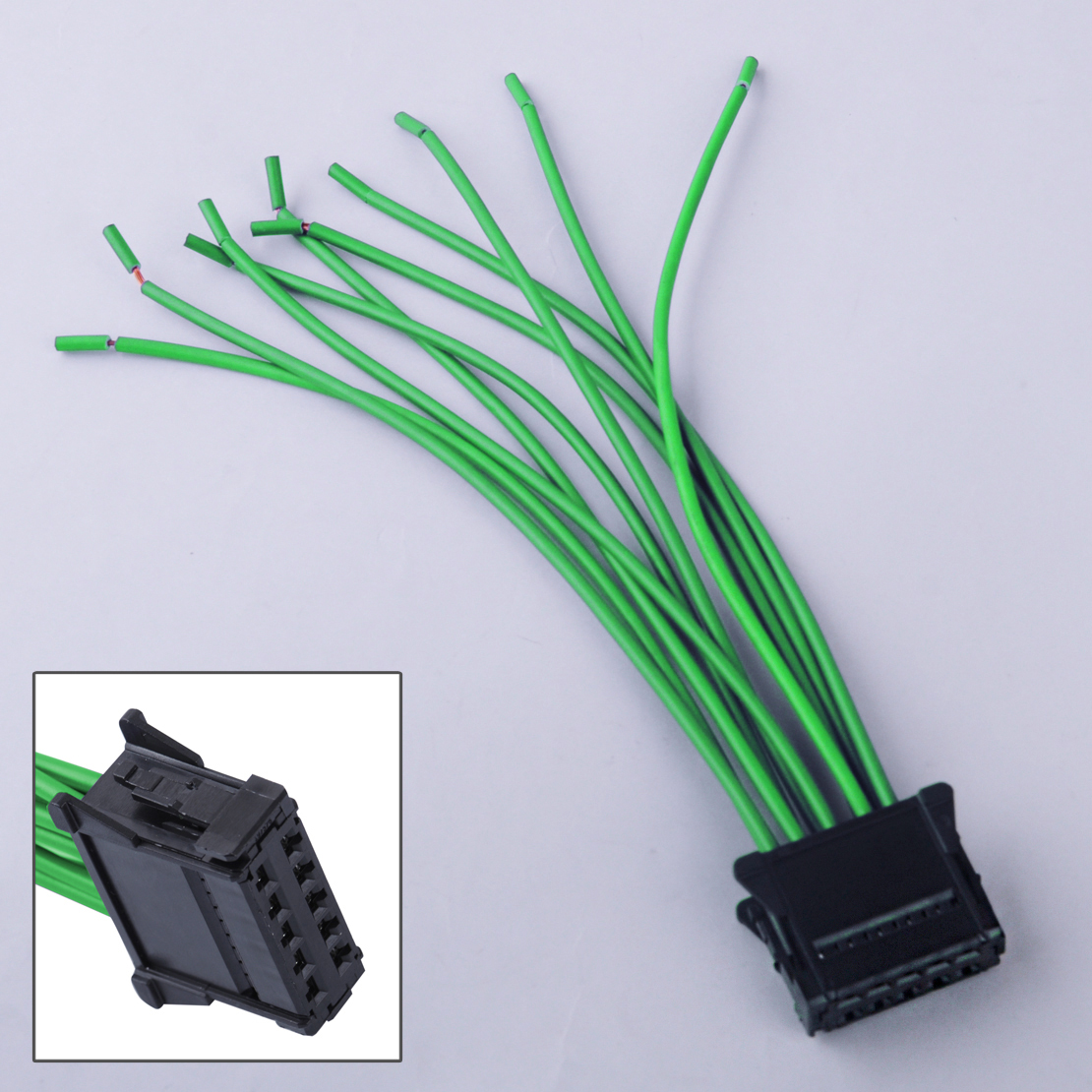 New Car Heater Blower Resistor Wiring Loom Harness For Renault Megane Scenic