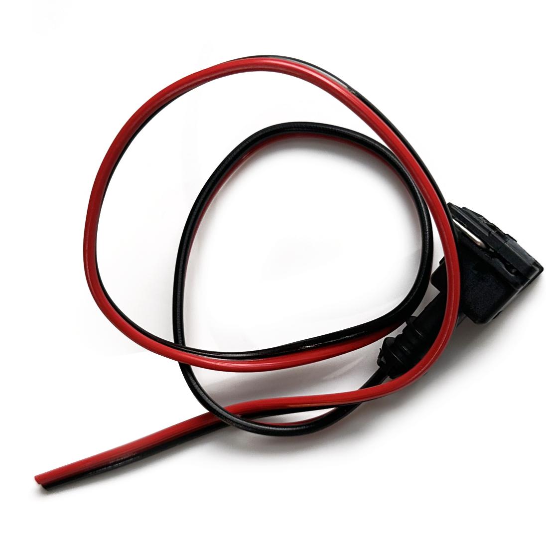 2 Pin Standheizung Eberspächer Stecker für Webasto Eberspacher Dosierpumpe