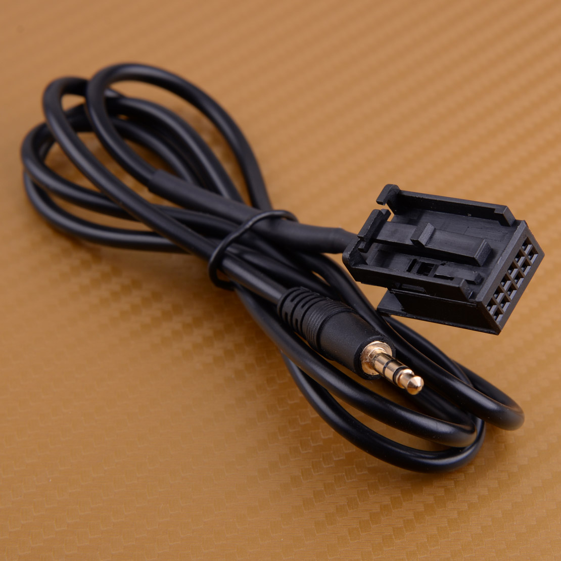Vauxhall Meriva CD Changer Aux Input Adaptor Audio Interface 3.5mm Ipod Jack