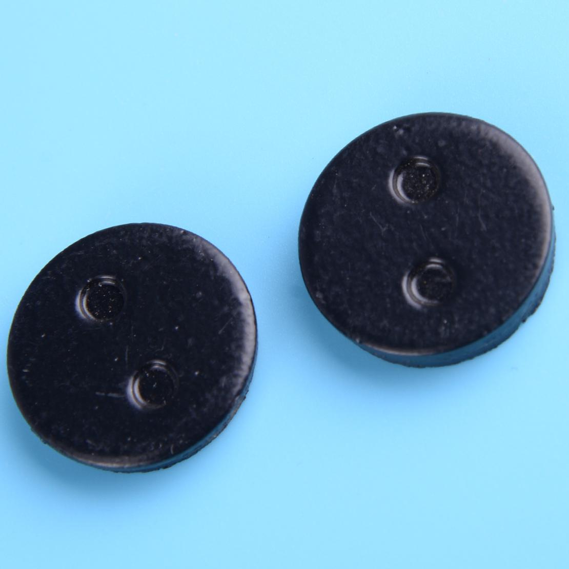 Plaquettes Noires Freinage Pour Xiaomi MIJIA M365 Scooter électrique 2PCS Partie