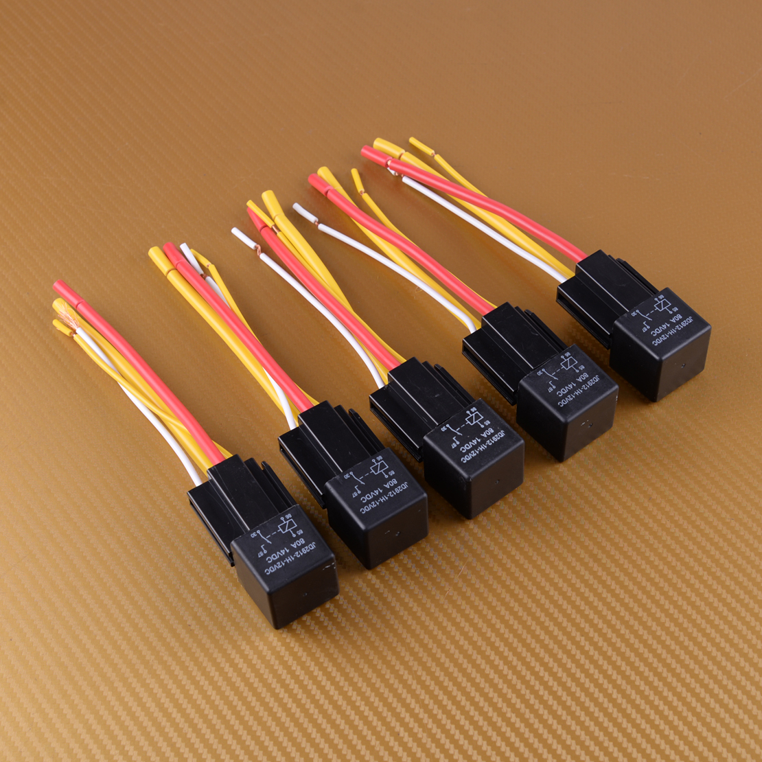 Car Truck Auto Automotive DC 12V 120A 120 AMP SPST Relay Relays 4 Pin 4P