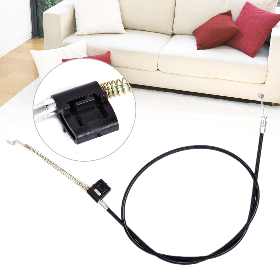 96cm Metal Cable Recliner Chair Sofa Cable Couch Release