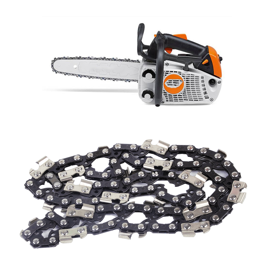Chainsaw Chain 12 3//8 LP 0.050 Gauge 44DL For Stihl MS170 MS180 MS181 MS190