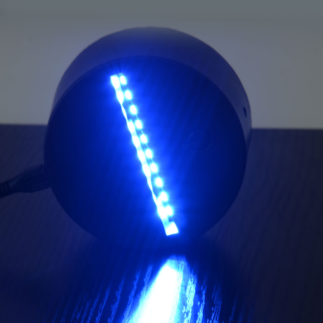 Details About Led Lamp Base Night Light Acrylic Plate Panel Usb Cable Remote