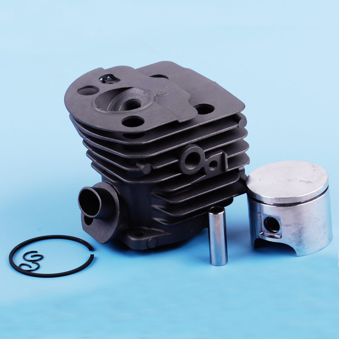 46MM NEW 503 60 91 71 HUSQVARNA  55 ALSO BIG BORE 51 CYLINDER  ASSEMBLY
