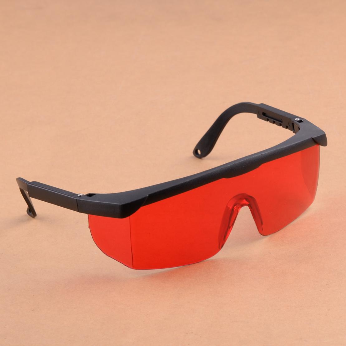 Arbeitsschutzbrille Laserschutzbrille Brille Grün 532nm Blau 445nm Violett 405nm