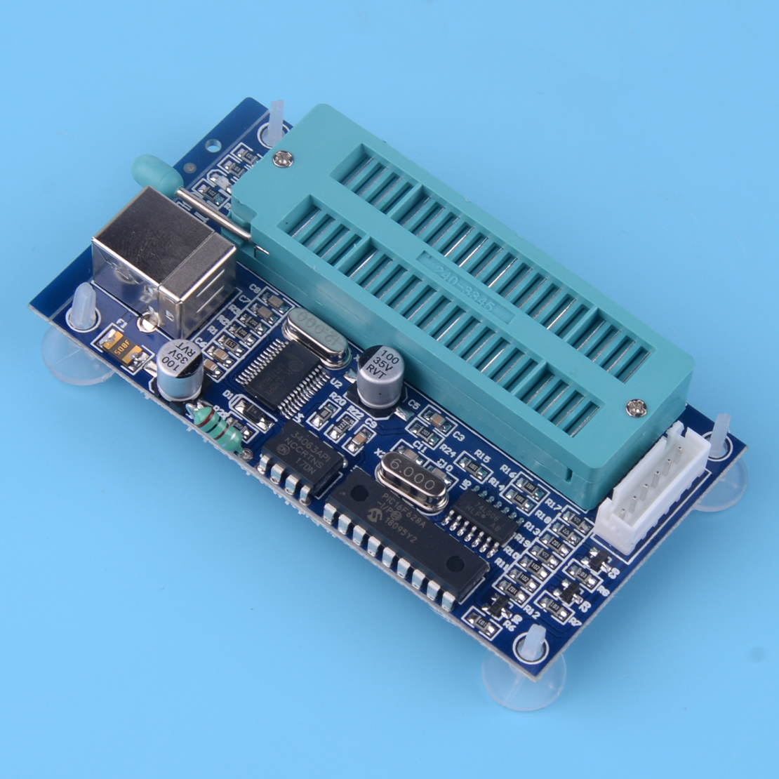 Details about PIC Develop Microcontroller K150 Automatic USB Programming  ICSP Cable Win System