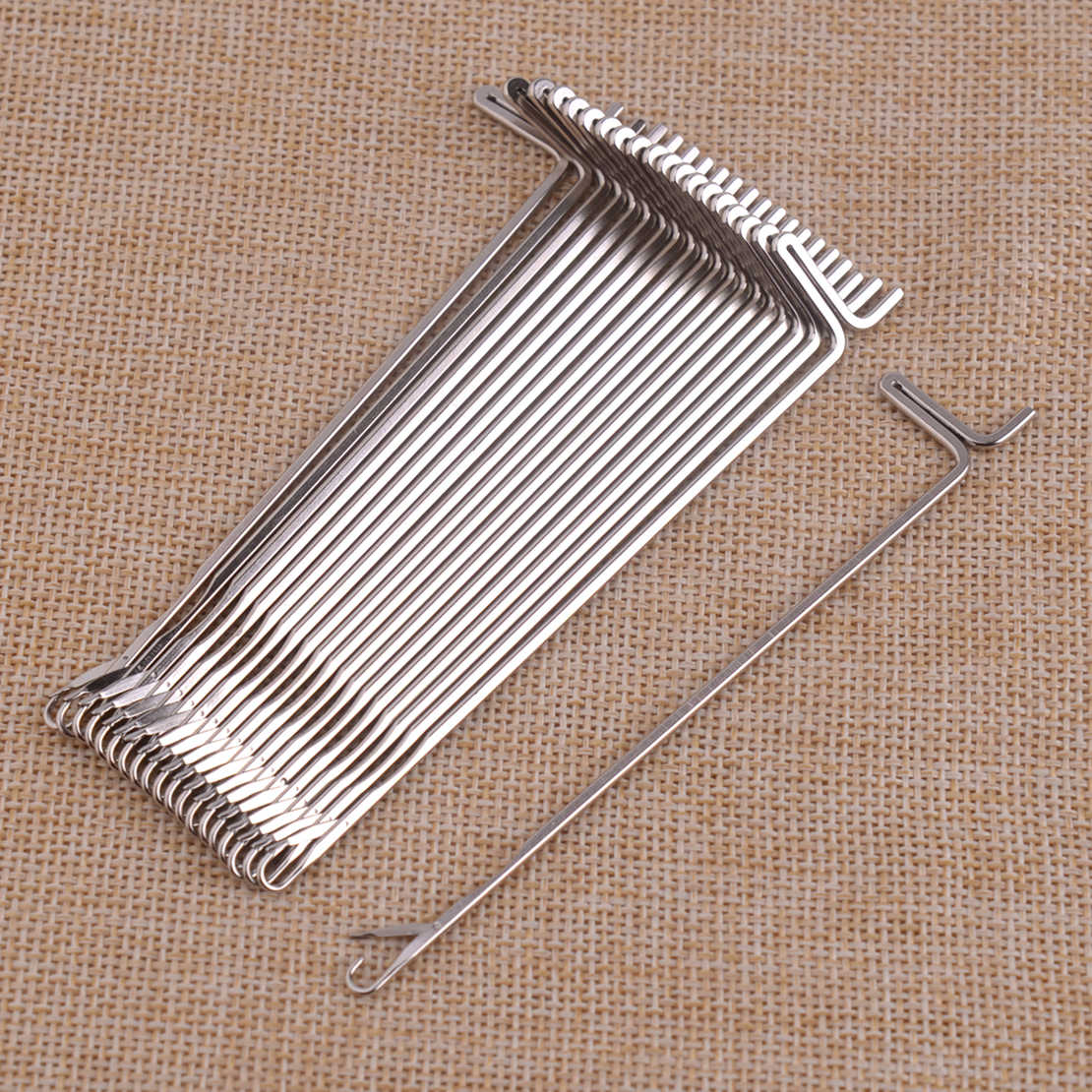 6mm Latch Hook Tool For MK70 HK160 Singer Silver Reed Knitting Machine